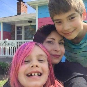 Debi-Jackson-and-kids-at-the-Equality-House